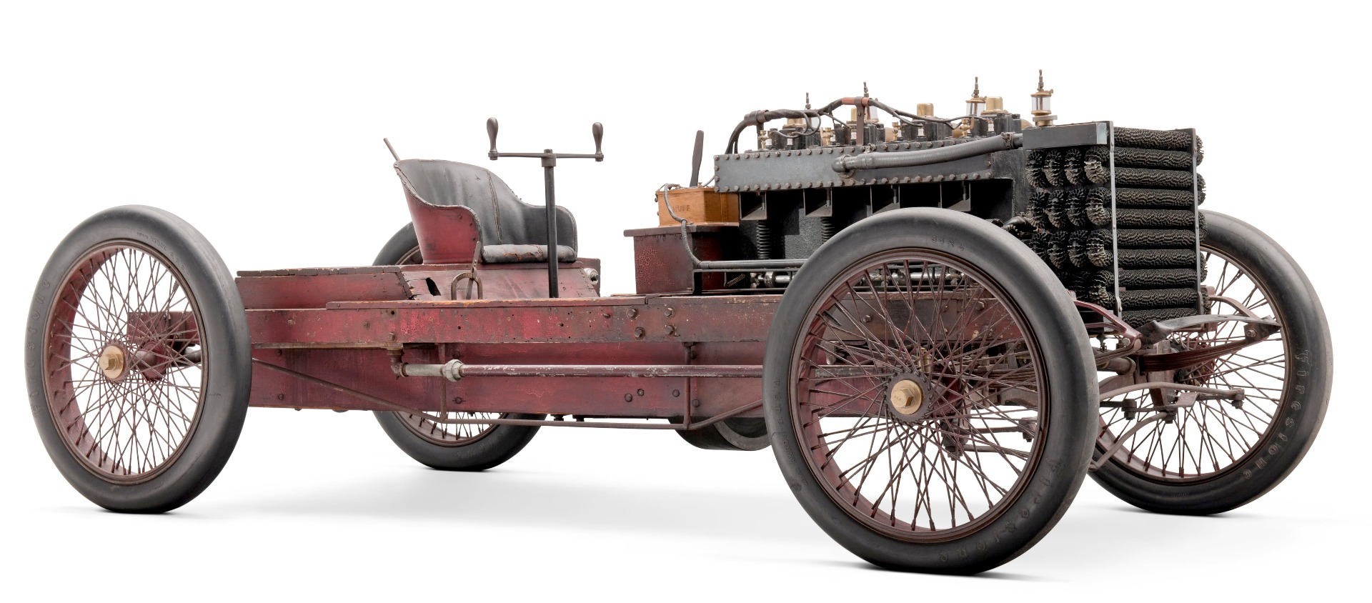 Onwijs The fastest cars in history: 1894 to 1914 EB-91